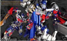 Kaiyodo Sci-Fi Revoltech 030 Transformers Dark of the Moon Optimus Prime Renewal