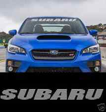 "Subaru 36"" Decal Sticker impreza Lowered JDM wrx sti Stance evo Drift Slammed"