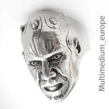 schwerer Silber Ring Darth Maul massiv gearbeitet silver ring evel