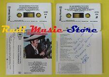 MC VICENTE FERNANDEZ De que manera te olvido 1988 CBS CTTE 914 no cd lp dvd vhs