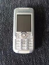 Sony Ericsson  QuickShare K700i - Optic Silver (Ohne Simlock) Handy