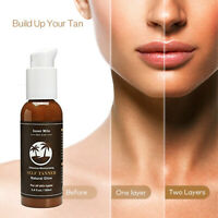 Sunless Self Tanner to Bronze Tanning Lotion