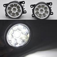 2x Bright White Led Front Fog Light For Ford Ranger STX Models 2005-2011