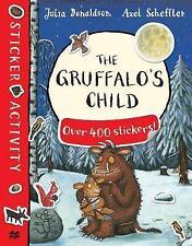 GRUFFALO'S CHILD STICKER BOOK / JULIA DONALDSON9781509829705