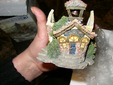 Boyds Bearly Built Villages The Boyds Bearly A School 19004 In Original Box