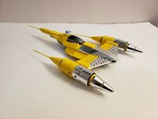 Lego 10026 Naboo Star Fighter Complete Ship Only 1 sticker Good condition