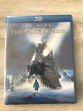 The Polar Express BLU-RAY Brand New Sealed Tom Hanks
