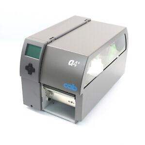CAB A4+/300 - Erst 18.015m gedruckt - Thermo-Etikettendrucker - 300dpi -Netzwerk