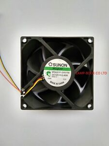 USED MF80251V1-Q050-F99 12V 2.4W FAN for ACER P1206P PROJECTOR