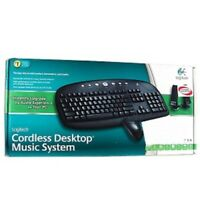 Logitech Cordless Desktop Music System  (IL/RT6-21045-967782-0403-UG)