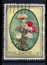 Italien_1966 Mi.Nr. 1207 Gartennelken
