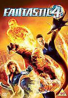 - Fantastic Four (DVD, 2005)