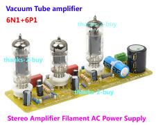 6N1+6P1 Vacuum&Valve Tube Amplifier 2.0 Channel Stereo Hifi Audio Power Amp