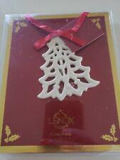 Lenox Charm Pierced Tree Ornament New