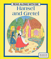 Hansel and Gretel (Read Along with Me), Grimm, Wilhelm,Grimm, Jacob, Very Good B
