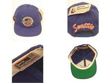 NWT 1995 NCAA Final Four Seattle Sports Specialties Snapback Hat UCLA...