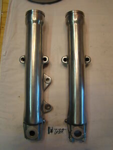 EPS14630 Harley Softail Dyna Wide Glide front end fork legs sliders FXST FXDWG