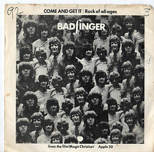 "Badfinger - Come And Get It 7"" Single 1969"