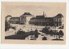 Croatia, Zagreb, Glavni Kolodvor RP Postcard, A417a