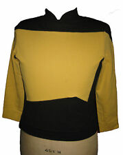 STAR TREK TNG Uniform jacke - gold -XXXL  Baumwolle Top NEU