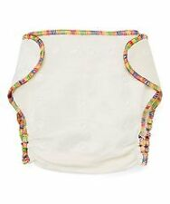 Full Moon Diapers Bamboo Velour Fitted Diaper