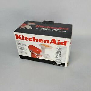Kitchenaid Sausage Stuffer Attachment SSA  Stand Mixer Attachment Accessory NEW