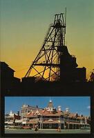 KALGOORLIE GOLD TOWN POSTCARD PRE-STAMPED Australia Post Series III 22c