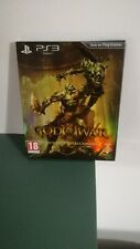 GOD OF WAR 3 EDICION COLECCIONISTA PAL ESPAÑA PS3 PLAYSTATION 3