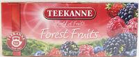Teekanne FOREST FRUIT Tea - 20 tea bags- Made in Germany FREE SHIPING