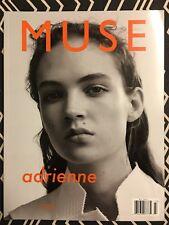 Muse Magazine 43 S/S 2016 Adrienne, Peter Lindbergh Portfolio (30p.) NEW!