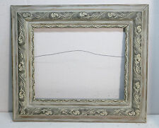 Fabulous Large Antique 1800's 3 Layer 'Washed' Modernist Painting Frame 20 x 16