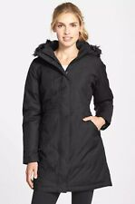 THE NORTH FACE WOMEN ARCTIC PARKA 550 DOWN WATER RESISTANCE IN SMALL BLACK BNWT
