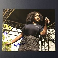 RAPPER NONAME HAND SIGNED AUTHENTIC 8x10 PHOTO AUTOGRAPH HUGE VERY RARE HOT