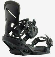 Burton - Mission EST   2020 - Mens Snowboard Bindings   Black