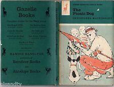 Vintage Gazelle Book THE PICNIC DOG Christobel Mattingley (HCDJ 1st Edition1970)