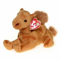 1 TY Beanie Baby - NILES the Camel (6.5 inch) MINT with MINT TAG - Free Shipping
