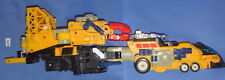 TRANSFORMERS 2004 OMEGA SUPREME For Parts
