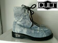 """CULT """"BELLISSIMO ANFIBIO  COL. JEANS N°36-38-39 NUOVO"""""""