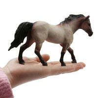 KE_ Stallion Horse Animal Figurine Table Decor Education Realistic Kids Toy Gi