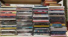 Job Lot Box of 90 Ex-Library Music CDs
