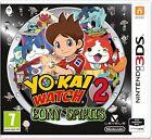 YO-KAI WATCH 2: Bony Spirits (Nintendo 3DS) NEW PAL Sealed