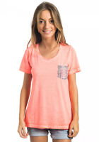 Rip Curl Women's Yooko Short Sleeved T-Shirt Size 10 - Small
