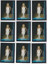 "(9)ct 05/06 BOWMAN CARMEN ELECTRA ""ACTRESS/MODEL"" RC LOT! CARD #147"