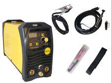 Profi soldadora thf206p dc inverter HF-ignición soldador Tig/wig