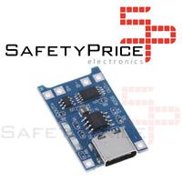 Modulo TP4056 1A TIPO C 5V CARGA BATERIA LITIO Módulo USB carga Board