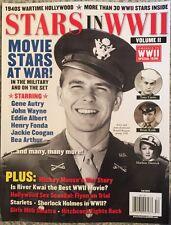 Stars In WW 2 II Movie Stars At War In Military Reagan Fall 2015 FREE SHIPPING