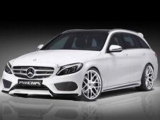 Mercedes W205 S205 C205 C Class Front Spoiler Lip AMG Sport models