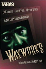 WAXWORKS (DVD) HORROR SILENT