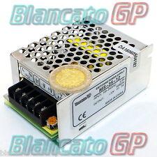 ALIMENTATORE 12V 35W 3A SMSP switching AC 220V STABILIZZATO TRASFORMATORE AC DC