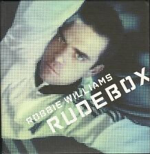 ROBBIE WILLIAMS Rudebox NEW CD & DVD Very Luxury DIGIPACK 2006